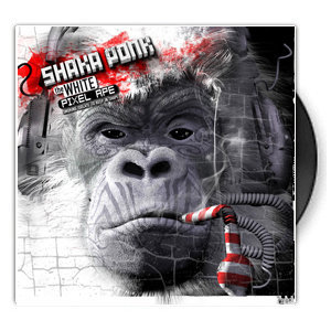 shaka-ponk-vinyle-the-white-pixel-ape-smoking-isolate-to-keep-in-shape-vinyle